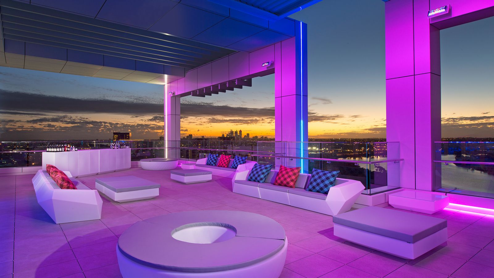 Rooftop Terrace Private Hire Function Space